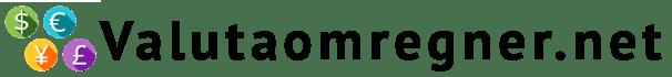 Valutaomregner.net logo
